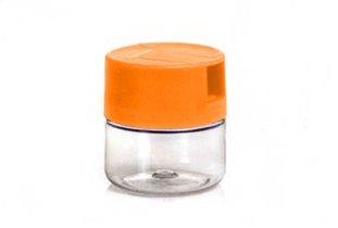 Емкость Гармония 200мл в оранжевом цвете