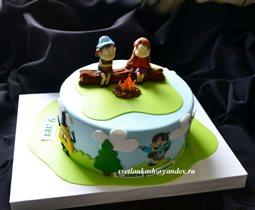 Торт Гравити Фолз