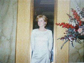 Восковая принцесса Диана, музей мадам Тюссо в Лонд