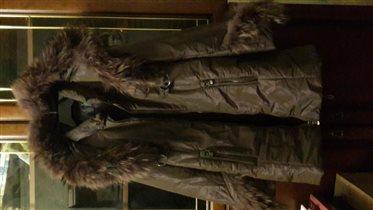 Куртка зимняя отдам