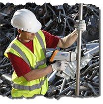 Прием и покупка металлолома в Москве, сдать металл