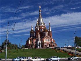 Свято-Михайловский собор. Ижевск