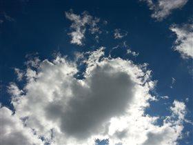 Воздушно-солнечное сердце♡