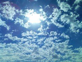 Блиц:облака