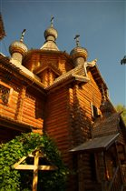 Храм в Коптево. Москва.