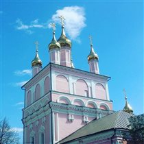 храм святых Бориса и Глеба, Боровск Калужская  обл