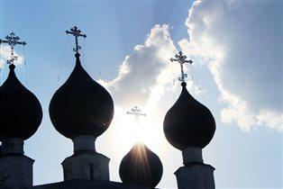 Церковь в селе Николо-Погост Городецкого района
