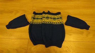 собрать свитерок-1