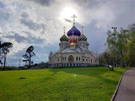 Храм Святого Игоря Черниговского в Ново-Переделкин
