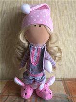 Кукла Соня ( по паспорту Мила)