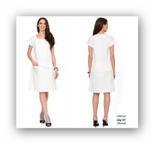 Платье эйр 07 белый