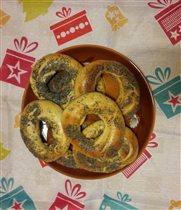 Румяные бублички - дело рук 12летнего кулинара