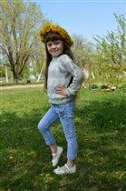 Моё очарование-моя дочурка!!!