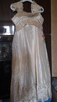 Нарядное платье. фирма Ви-Дэй. Размер 11 лет.