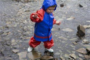 Дождь-самая любима погода. Лето бывает разным)