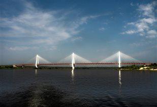 Самый красивый мост России 2013 в моём городе)))