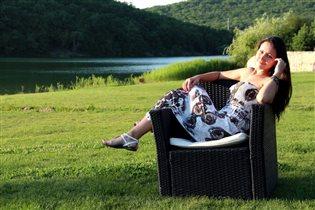 Летний отдых у озера
