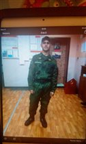 Рядовой срочной службы ВКС РФ