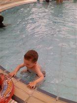Лето и вода! Учиться плавать