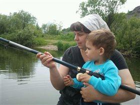 Ловись рыбка большая и большая!