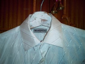 Воротник рубашки Bossado