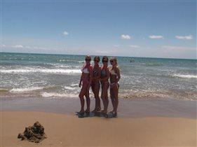 лето с друзьями