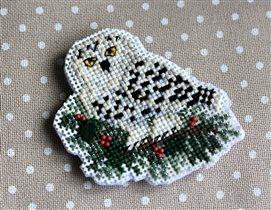 Snowy Owlet - Mill Hill