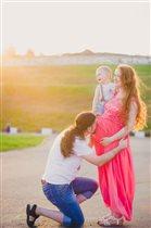 Семейное летнее счастье!