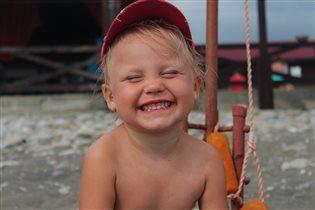 улыбка на миллион!!