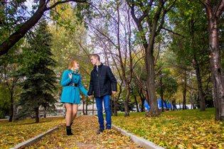 осень ,романтика