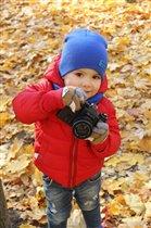'фотографирую осень'