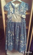 200р. Платье viDay р-р 8