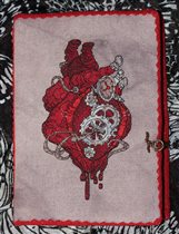 Механика сердца - дизайн Алисы Окнеас