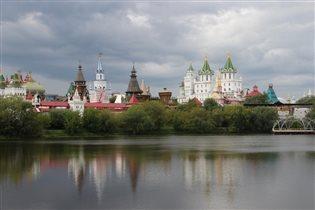 Измайловский кремль!