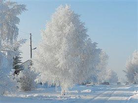конкурс 'Блиц: снежная зима'
