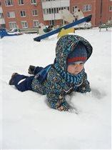 Такого снегопада не видел я ещё!