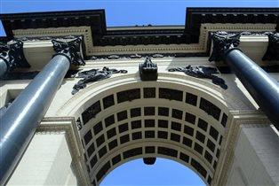 Триумфальная арка, Москва