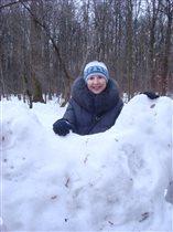 Хорошо, что снежок пошел, очень хорошо!