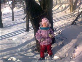 Мороз и солнце, день чудесный !!!