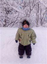 Мое зимнее чудо!