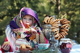 Русские чайные традиции!!! )))))