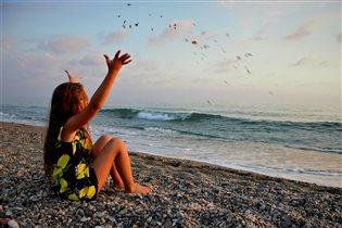 Мое лето на море
