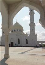 Белая мечеть. Болгар.