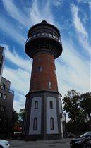 Водонапорная башня. Зеленоградск