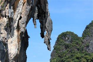 каменные наросты