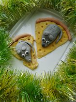 Сырные мышки)))