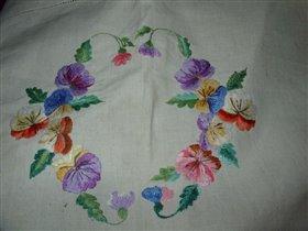 Вышивка бабушки