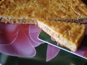 Рыбный пирог(от Гали и)
