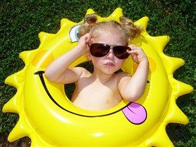 Я на солнышке лежу, я на солнышко гляжу!