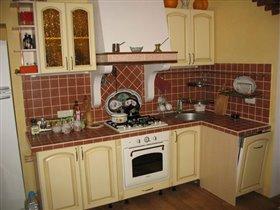Уютные кухни для наших квартир своими руками